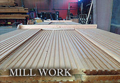 Mill Work - Channel Lumber Co