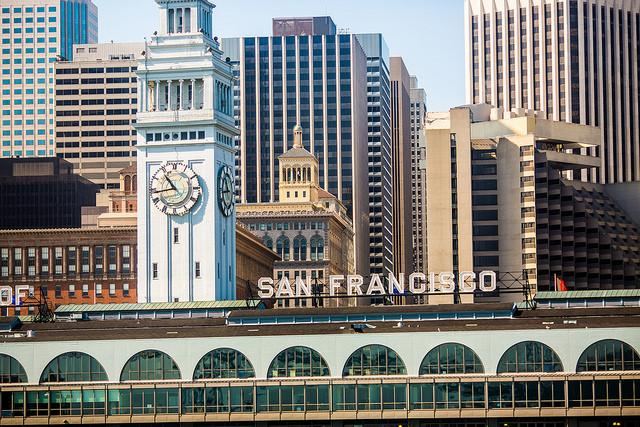 San Francisco Ferry Building - Channel Lumber