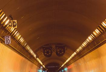 Tom Lantos Tunnel